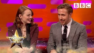 Download Ryan Gosling on taking his mother to award ceremonies - The Graham Norton Show: Episode 13 - BBC One Video
