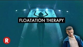 Download NAKED In A Sensory Deprivation Tank | Just Float Video
