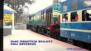 Download TRAIN TO OOTY FULL COVERAGE : INDIAN RAILWAY'S TOY TRAIN Video