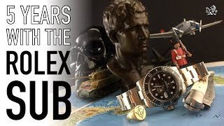Download 5 Years With The Submariner - How My Perceptions Of The Most Iconic Rolex Watch Have Changed Video