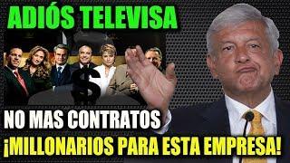 Download LÓPEZ OBRADOR MANDA VOLAR A TELEVISA ¡NO MÁS DINERO AL CHAYO! - CAMPECHANEANDO Video
