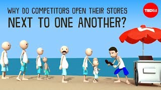 Download Why do competitors open their stores next to one another? - Jac de Haan Video