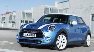 Download All-New 2015 Mini Cooper 5-door | Design Video