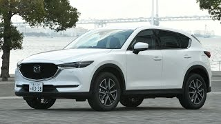 Download 2017 ALL NEW MAZDA CX-5 (white) - Exterior and Interior Video