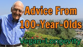 Download Centenarians Give Advice on How to Live to 100 Years Video