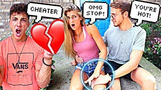 Download I Made My Brother FLIRT With My Girlfriend To See How She Would React *prank* Video