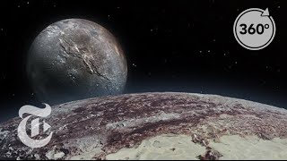 Download Seeking Pluto's Frigid Heart | 360 VR Video | The New York Times Video