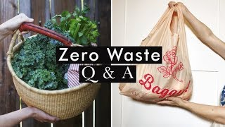 Download Zero Waste Q&A: How I Shop at the Grocery Store & More! | Alli Cherry Video