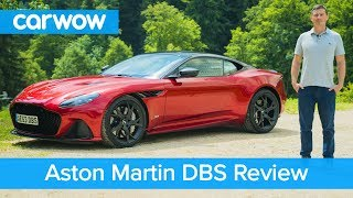 Download New Aston Martin DBS Superleggera 2019 review - see why it IS worth £225,000! Video