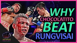 Download Why Chocolatito Gonzalez Beat Sor Rungvisai I (Landed Punches Count) #WTFU Video