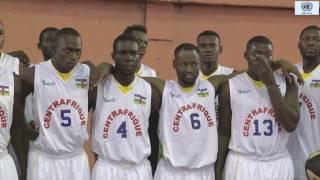 Download Basket-Ball : La Centrafrique affronte la RDC Video
