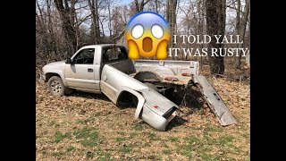 Download JUMPING OUR TRUCKS OVER 30 FEET!!! DIDN'T END WELL Video