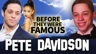 Download PETE DAVIDSON | Before They Were Famous | SNL Actor / Comedian Video