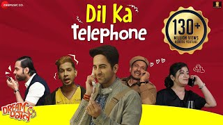 Download Dil Ka Telephone - Dream Girl | Ayushmann Khurrana |Meet Bros Ft.Jonita Gandhi& Nakash Aziz | Kumaar Video