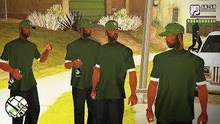 Download Este Increible Bug Hace Clonar a Sweet en GTA San Andreas Video