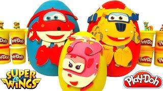 Download Harika Kanatlar 3 Sürpriz Yumurta Jett Dizzy Donnie Oyun Hamuru - Harika Kanatlar Oyuncakları Video