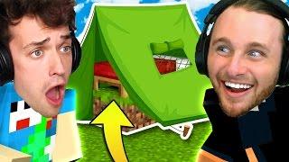Download CAMPING BED WARS CHALLENGE | Minecraft Bed Wars Video