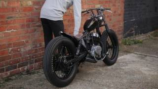 Download Honda Rebel Custom Bobber Chopper Build Video