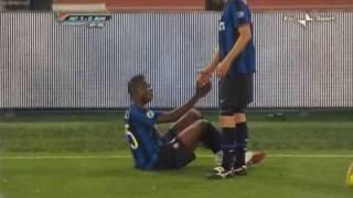 Download INTER-ROMA 1-0 - caccia all'uomo Video