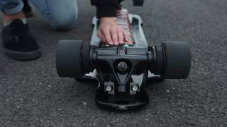 Download Buffalo Electric Skateboard Video