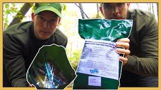 Download Detta äter soldater under en HEL dag! (Meal Ready to Eat) Video