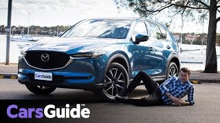 Download Mazda CX-5 Akera 2017 review: road test video Video
