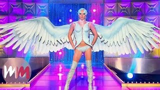 Download Top 10 RuPaul's Drag Race Runway Outfits Video