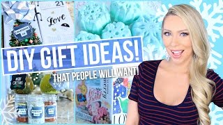 Download DIY Christmas Gifts That People Will ACTUALLY Want! Video