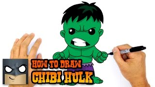 Download How to Draw Hulk | The Avengers Video