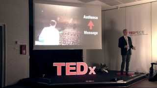 Download The persistent curse of death by Powerpoint: Michael Rickwood at TEDxECE Video