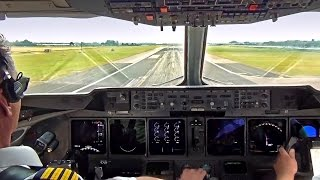 Download Martinair MD-11 Take-Off Amsterdam Schiphol - Cockpit View Video
