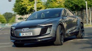 Download Audi Elaine – Audi vision of autonomous driving Video