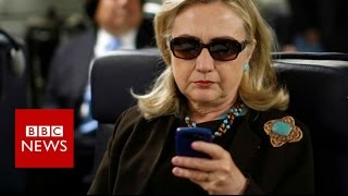 Download What exactly is Clinton's email saga about? BBC News Video