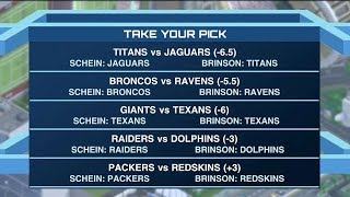 Download Time to Schein: Will Brinson talks Week 3 NFL picks 09/21 Video