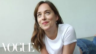 Download Dakota Johnson Finds Her Inner Supermodel | Vogue Video