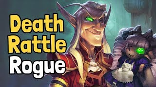 Download Deathrattle Rogue Decksperiment - Hearthstone Video