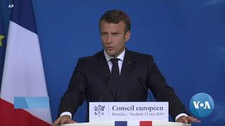 Download Europe Seeks to Pull US, Iran From Brink of Conflict Video