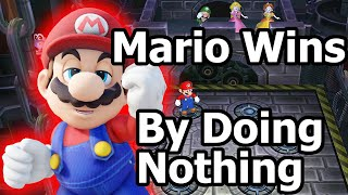 Download Mario Party 9 〇 Mario Wins by Doing Absolutely Nothing Video