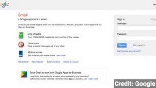 Download Google Outage Affects Gmail, Other Services Video