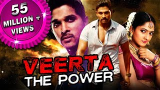 Download Veerta The Power (Parugu) Hindi Dubbed Full Movie   Allu Arjun, Sheela Kaur, Prakash Raj Video