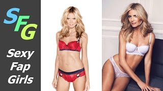 Download Heidi Klum - Sexy Lingerie Fap Challenge Video