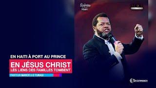 Download En Jésus christ les liens des familles tombent. Pasteur MARCELLO TUNASI en Haiti à port au prince Video
