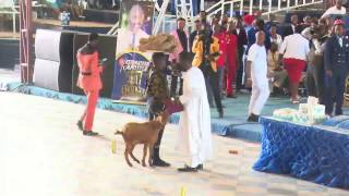 Download SAM and SONG GIFT TO APOSTLE JOHNSON SULEMAN IN HIS BIRTHDAY CELEBRATION DAY Video