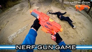 Download Nerf meets Star Wars: Gun Game (First Person in 4K!) Video
