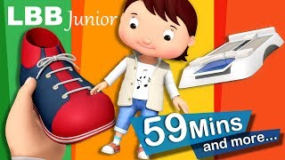 Download New Shoes | And Lots More Original Songs | From LBB Junior! Video