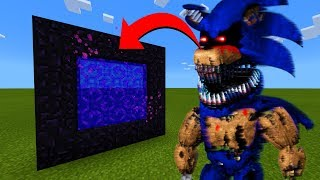 Download How To Make A Portal To The Sonic Animatronic Dimension in Minecraft! Video