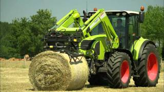 Download CLAAS ARION 400 / 2010 Video