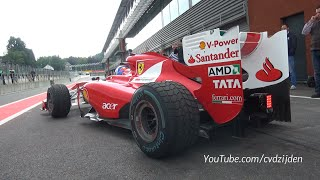 Download Ferrari Corse Clienti - 1 Hour of EPIC F1, FXX-K & 599XX SOUNDS! Video