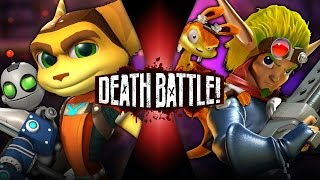 Download Ratchet & Clank VS Jak & Daxter | DEATH BATTLE! Video