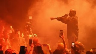 Download Kanye West's full speech at the Saint Pablo Tour in San Jose on November 17, 2016 Video